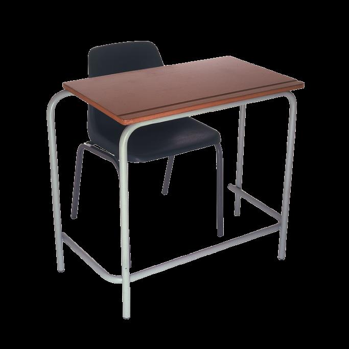 Single Secondary Desk